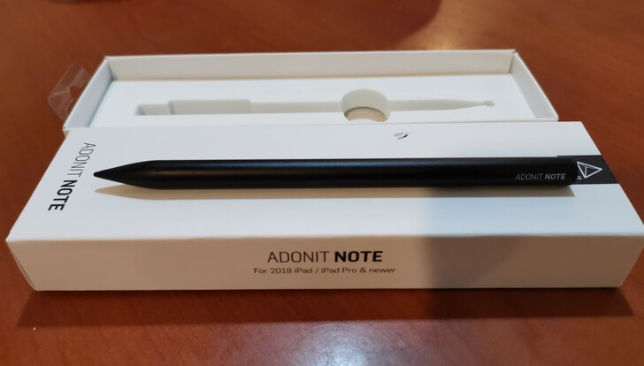 Adonit Note觸控筆:替代Apple Pencil極具CP值的最佳方案之一 - 15