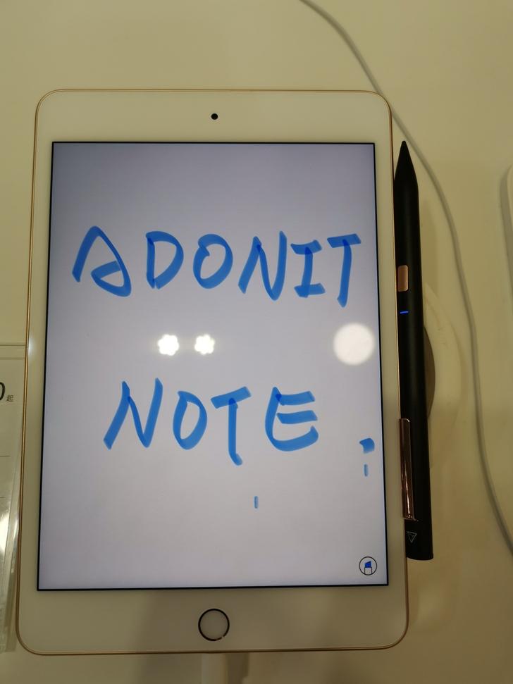 Adonit Note觸控筆:替代Apple Pencil極具CP值的最佳方案之一