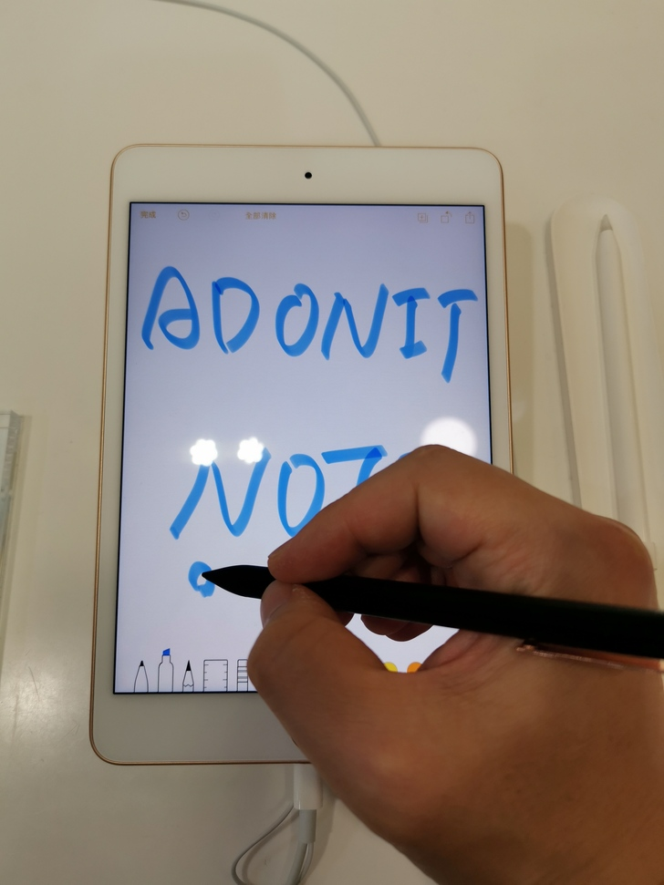Adonit Note觸控筆:替代Apple Pencil極具CP值的最佳方案之一 - 23